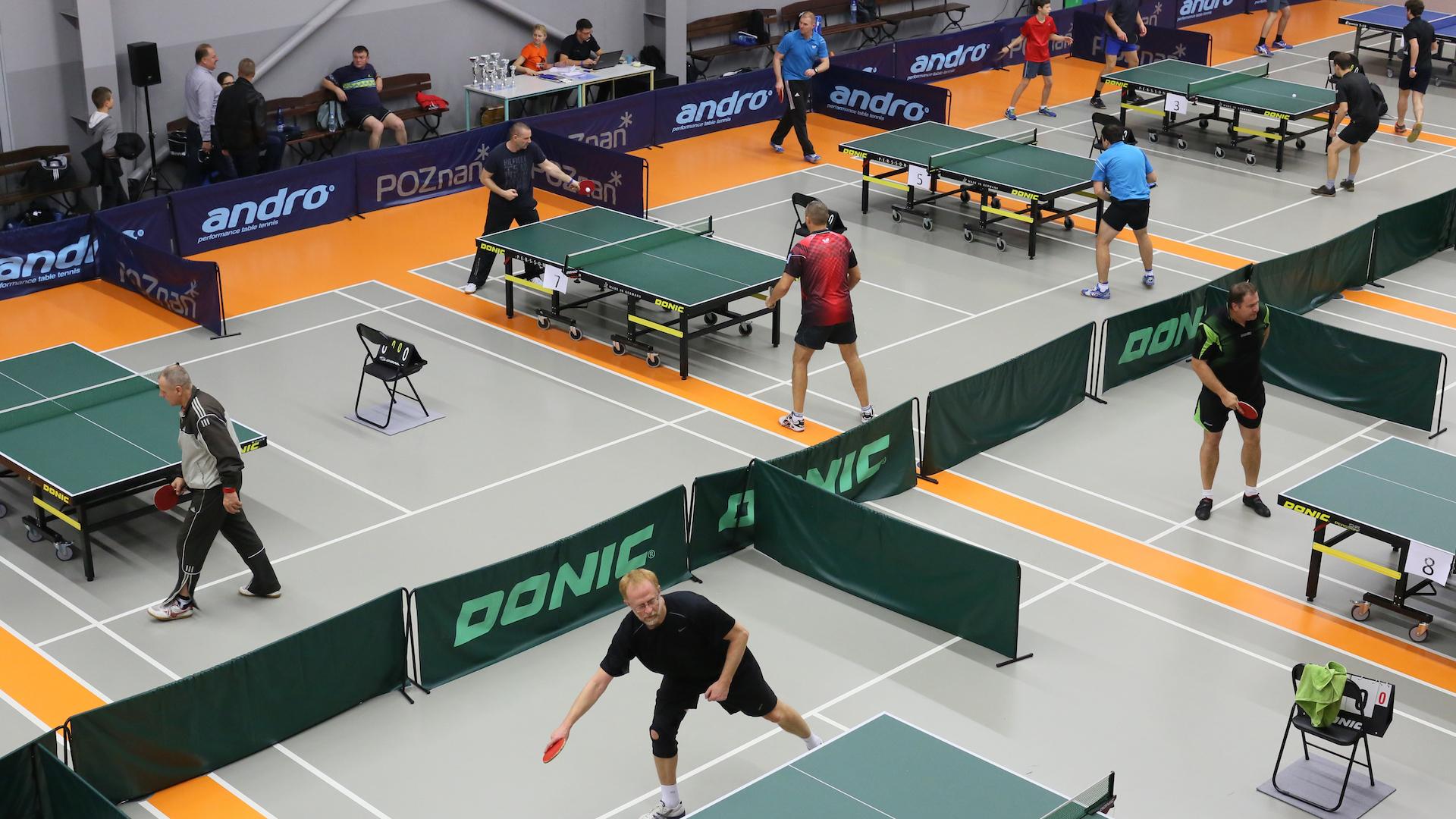 Tenis stoły (ping-pong) Poznań