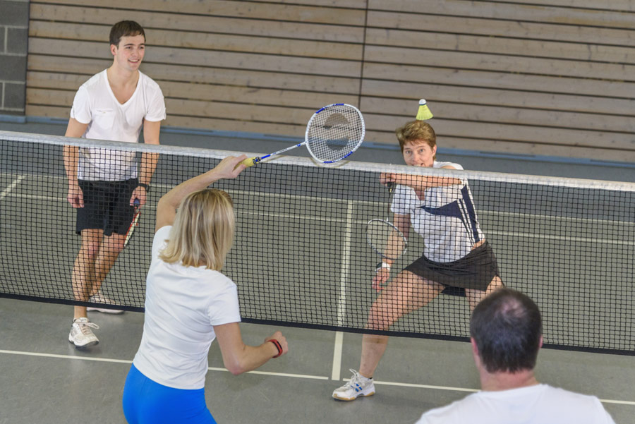 Turnieje i liga badmintona Poznań