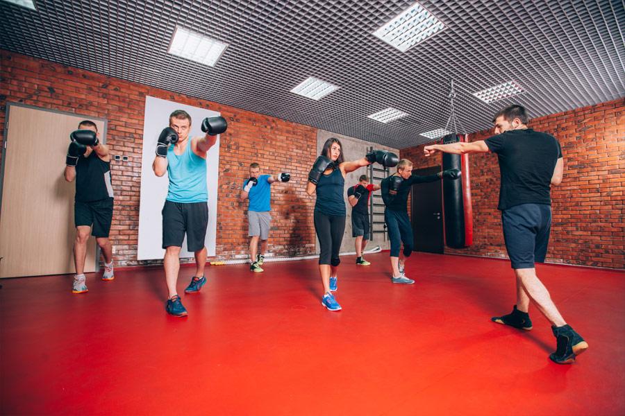 Boks - treningi bokserskie w Poznaniu