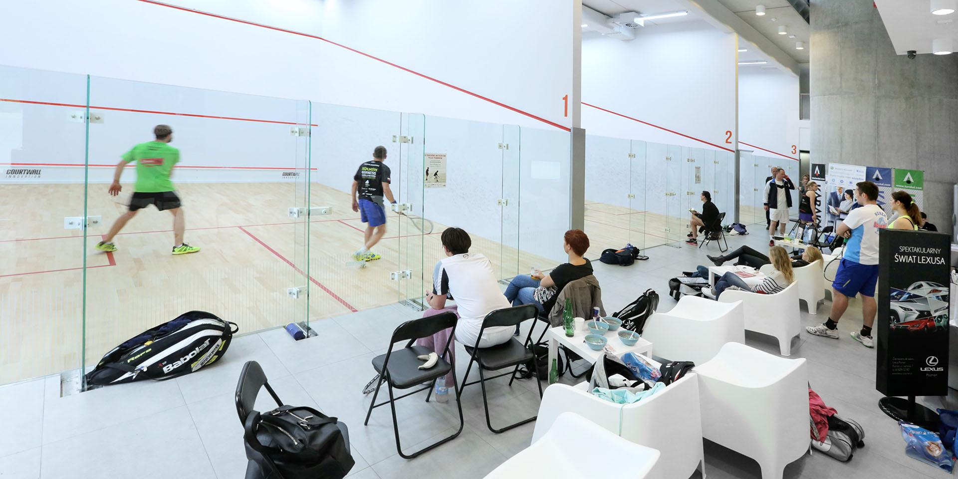 Squash Poznań