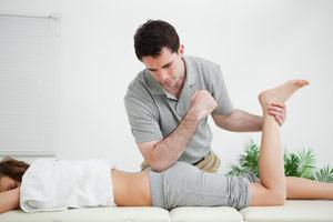 Fizjoterapia i masaż sportowy