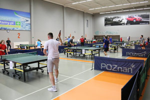 Tenis stołowy (ping-pong) Poznań